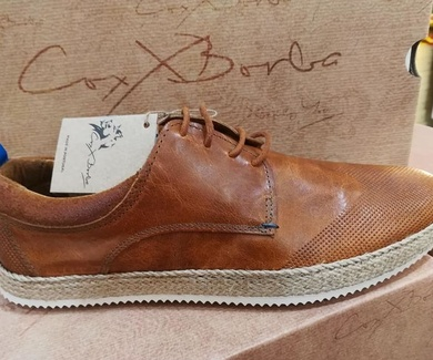 Zapatos Coxx Borba Lleida