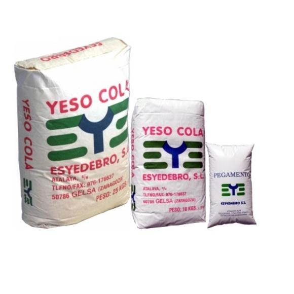 Yesos y escayolas: Productos de Oquendo y Zapata