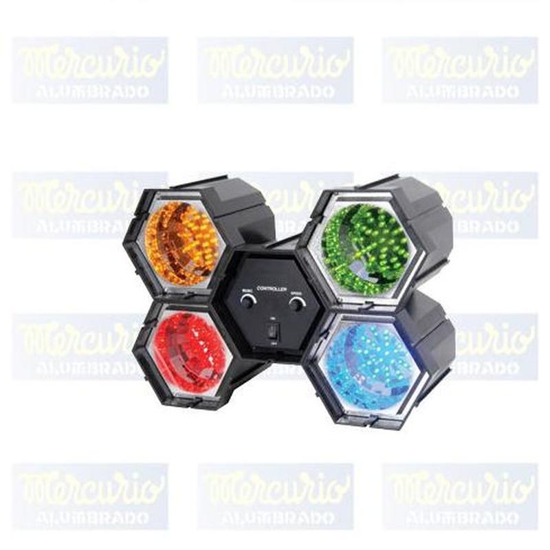 Efecto de luz LED de 4 módulos: Productos de Mercurio Alumbrado