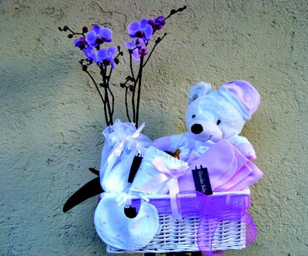 Flores y peluches para el hospital