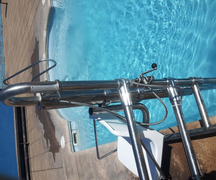 Ascensor acuático : Productos de Mobiliteg Solutions
