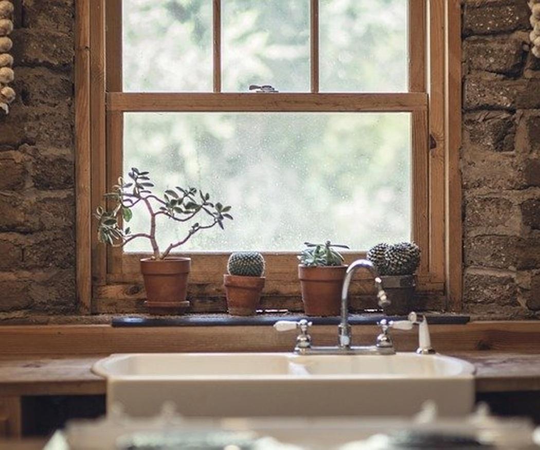¿Cómo aprovechar el espacio de una cocina pequeña?