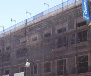 Trabajos de Construcción: Montubo