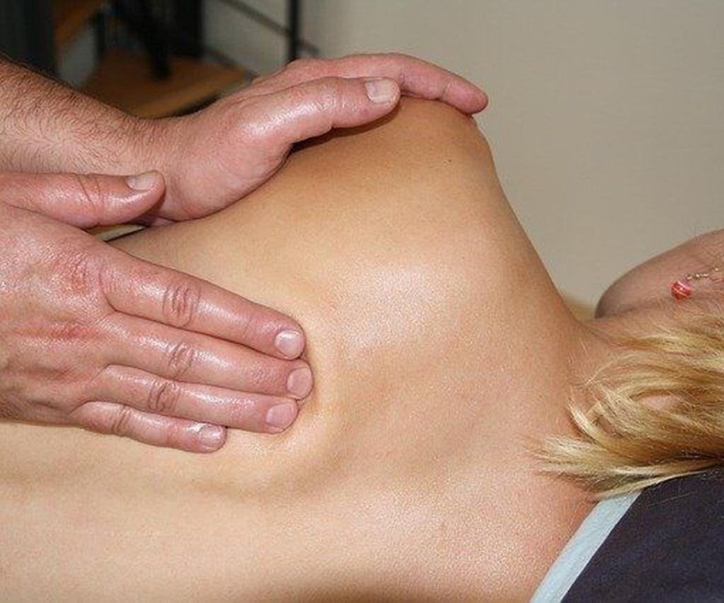 Beneficios de los masajes de espalda