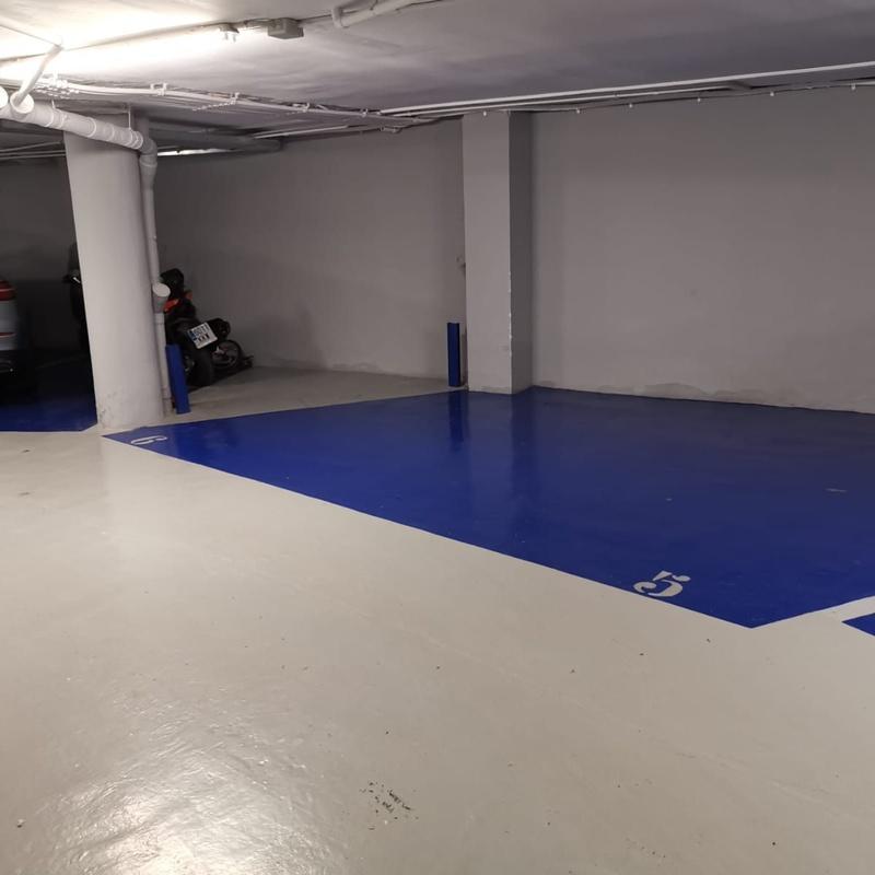 Limpieza y mantenimiento de parkings: Catálogo de Duolimp