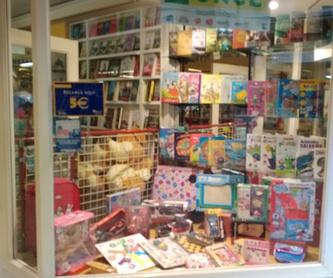 Punto de venta ONCE: Servicios de Librería José