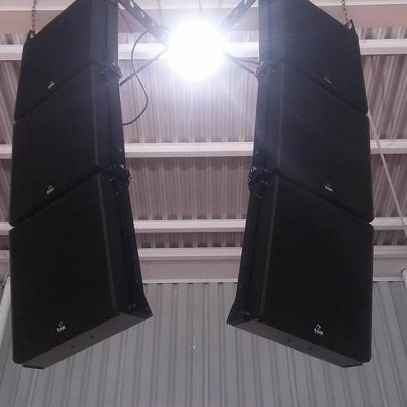 Sonido: Servicios   de GranAudio