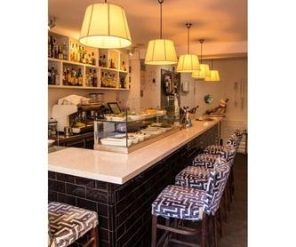 Entrantes: Carta de Restaurante Coral