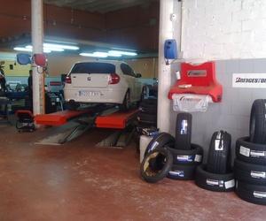 Reparació de pneumàtics al Masnou
