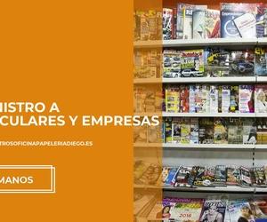 Librería papelería en Benalmádena | Papelería Librería Diego