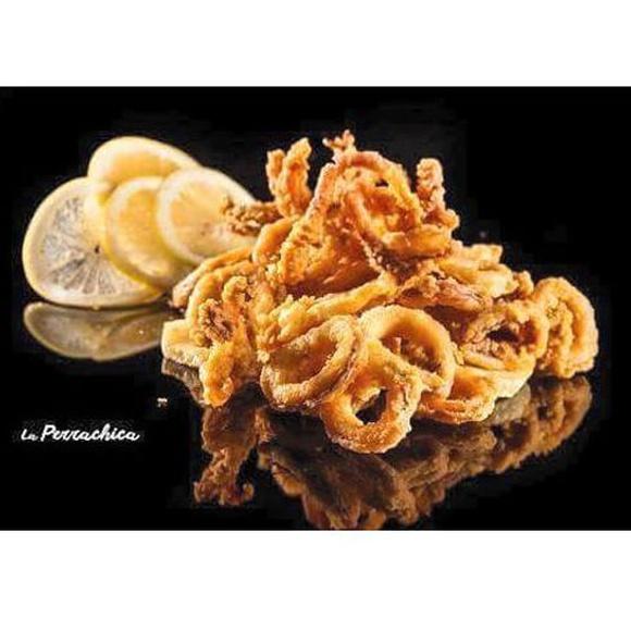 Calamares fritos: Carta de Restaurante La Perrachica