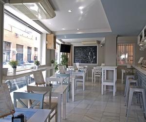 Interior de nuestro restaurante en el Barrio de Nervión, Sevilla