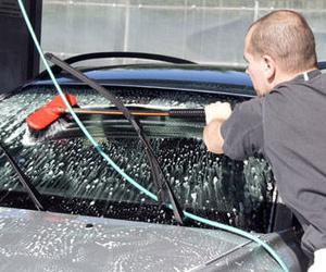 Limpieza interior y exterior del vehículo