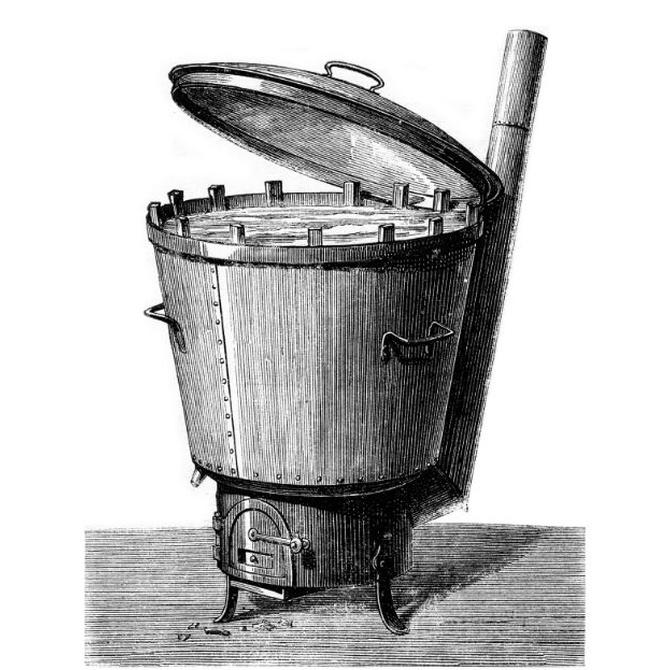 Conoce al inventor de la primera lavadora eléctrica