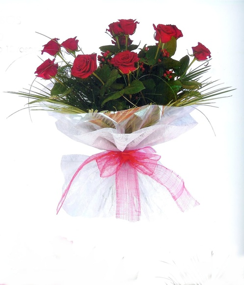 ramo de rosas  en Madrid centro