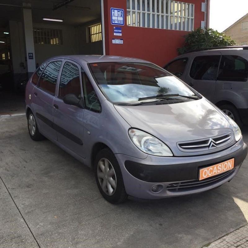 Citroën Xsara Picasso 2.0HDI 90Cv:  de Ocasión A Lagoa