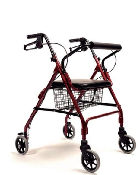 Rollator freno mano a060: Productos de Ortopedia Ca N'Oriac