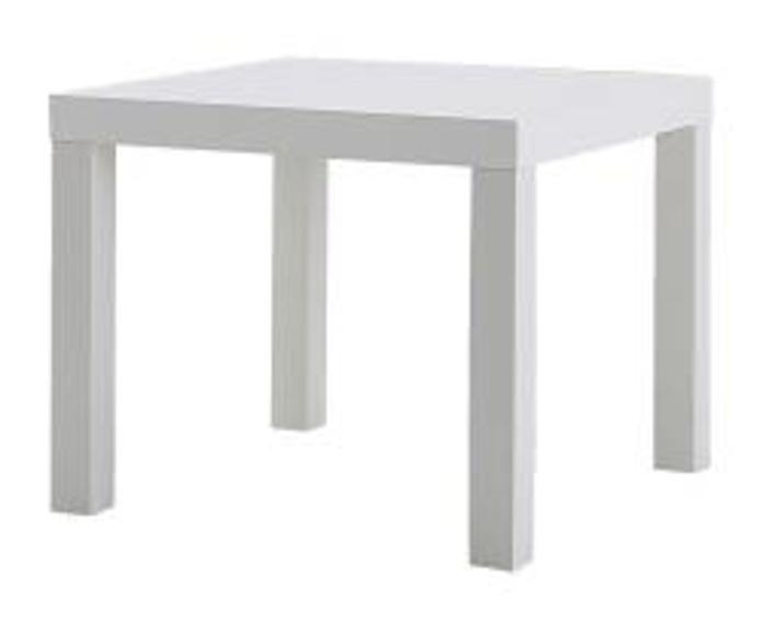 Mesa auxiliar Jasp: Alquiler de mobiliario de Stuhl Ibérica Alquiler de Mobiliario