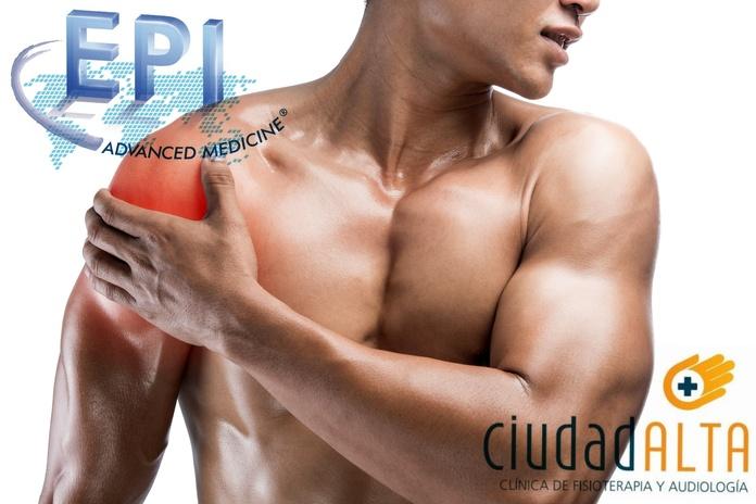 Capsulitis adhesiva (hombro congelado): Tratamientos y Terapias de Ciudad Alta