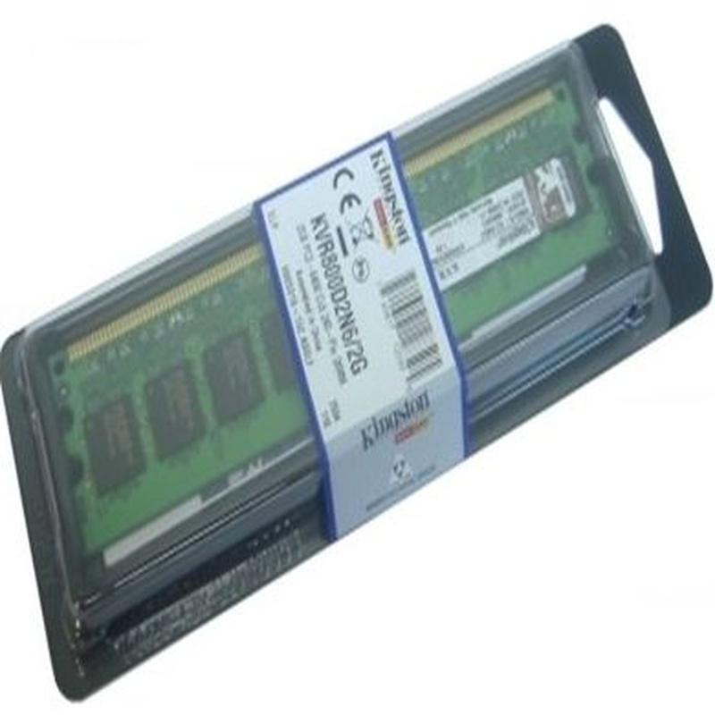Kingston KVR800D2N6/2G 2GB DDR2 800MHz : Productos y Servicios de Stylepc