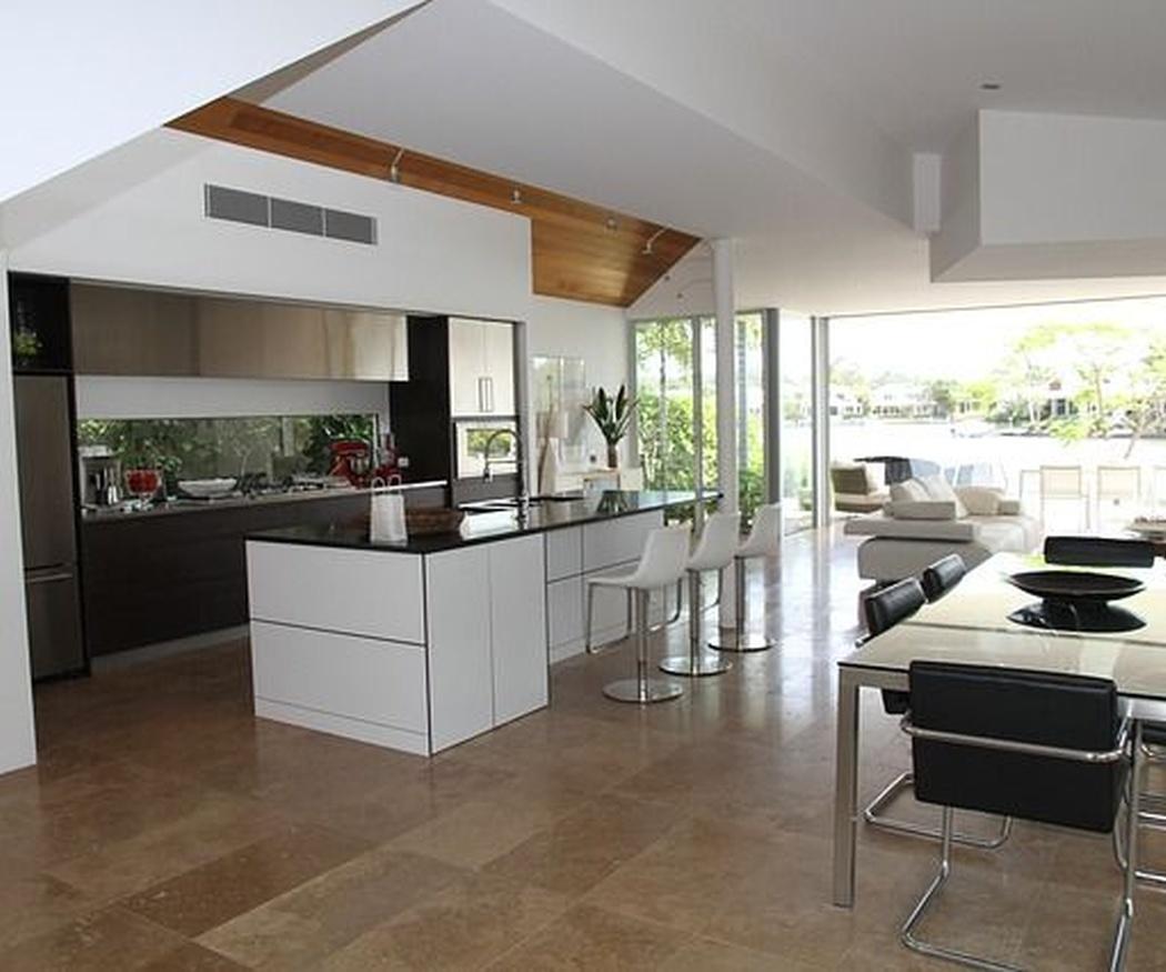 Razones para tener una isla de cocina en casa