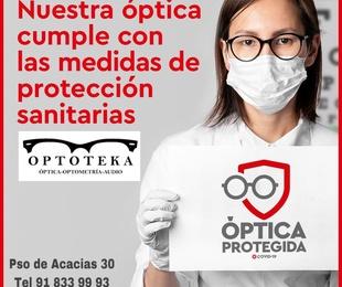 Optoteka y las medidas anti-covid19