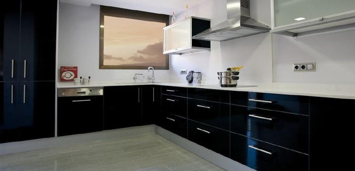 Cocinas de diseño en Leganés con modelos exclusivos