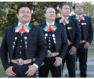 Espectáculos: Fiestas de Mariachi Mezcal