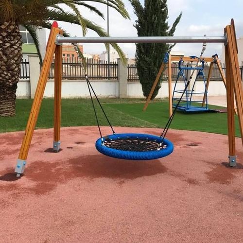 Equipamiento para parques infantiles en Alicante