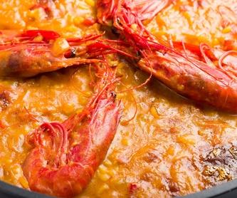Carnes: Nuestros platos de Maringo Restaurante