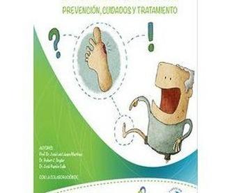 Podología geriátrica: CATÁLOGO de Podologia Travessera
