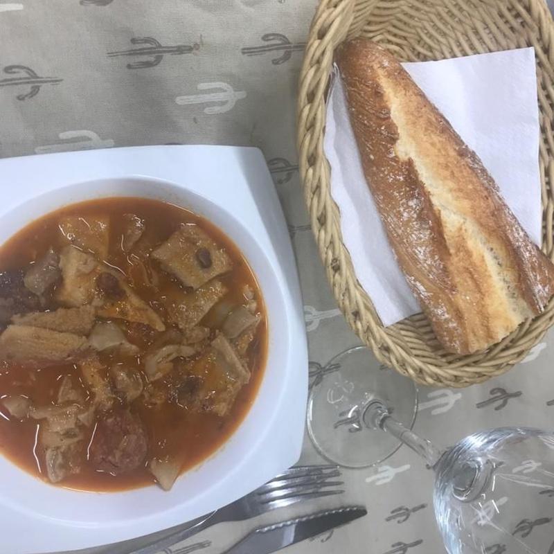 Callos: Productos de Restaurant Cal Marc