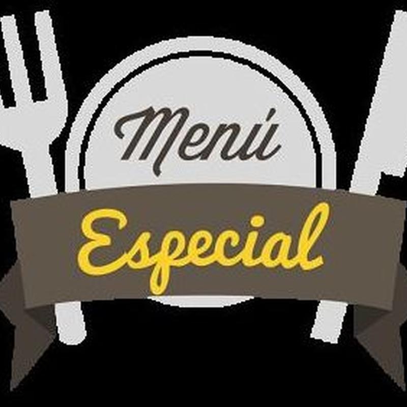 Menú especial Tarragona