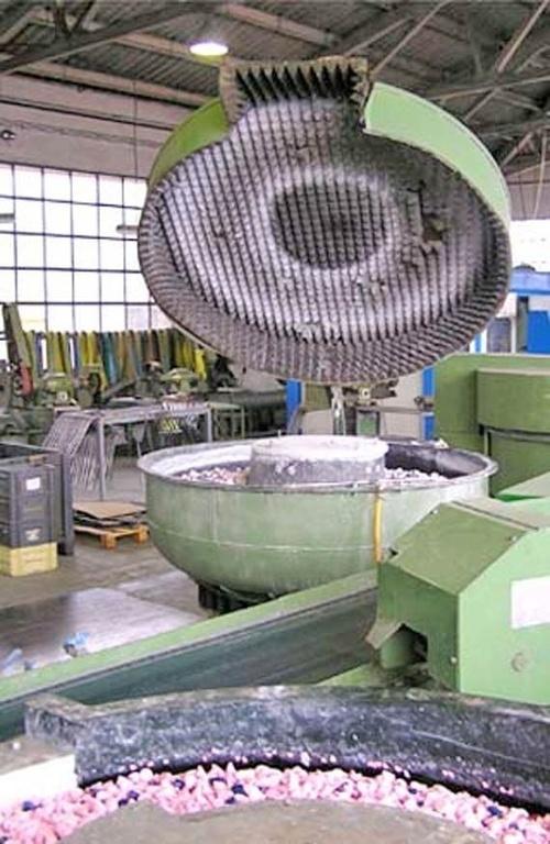 Pulir acero inoxidable en Bizkaia | Pulimentos Metálicos Txingudi