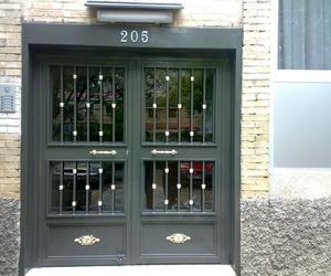 Puertas para portales, interior y exterior