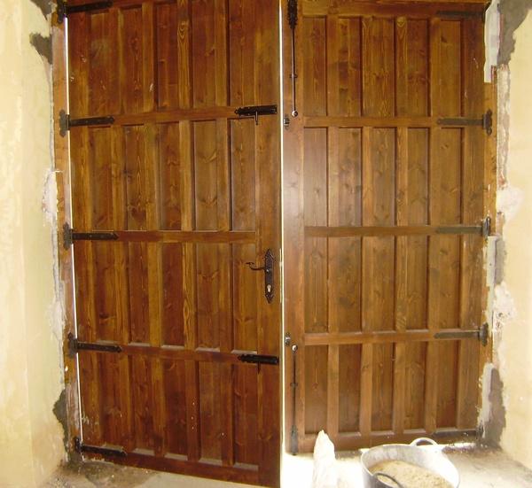 Puertas: Servicios de Ebanistería y Carpintería Martín