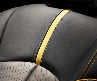Cambio de piel y color en asientos de Mercedes