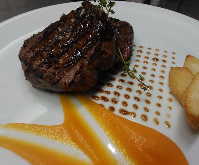 Carta: Restaurante de Restaurante Les Maries