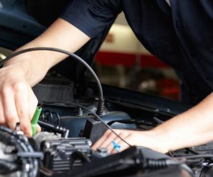 Mecánica y electricidad: Productos y servicios de Talleres Hnos. Pérez-Trasobares, S.L