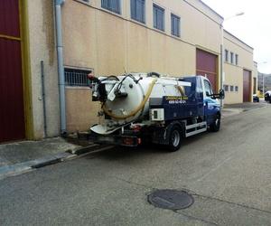 Limpieza de tuberías en Zaragoza