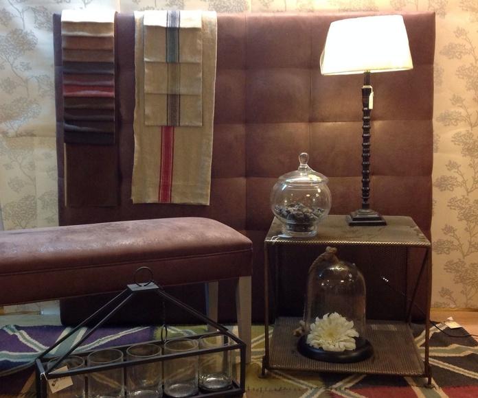 Cabecero tapizado en falso capitoné: Catálogo de Ste Odile Decoración