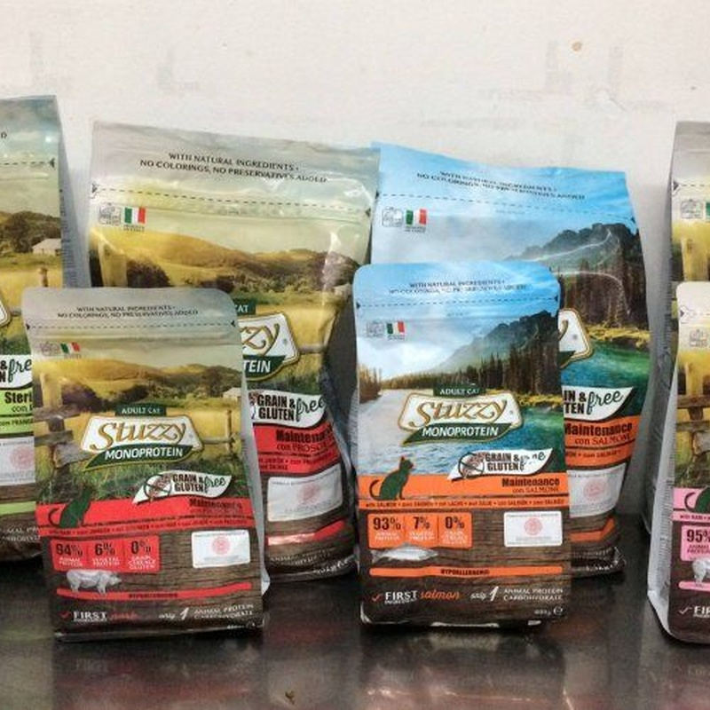 Alimentación para mascotas: Productos de Centro Veterinario Mazarredo