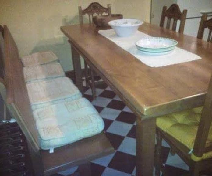 Varios: Catalogo de productos de Carpintería B.P. Cuétara Ibáñez