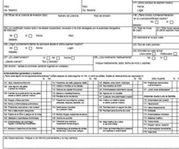 Certificados médicos: Servicios de Psicotécnicos Simón Hernández