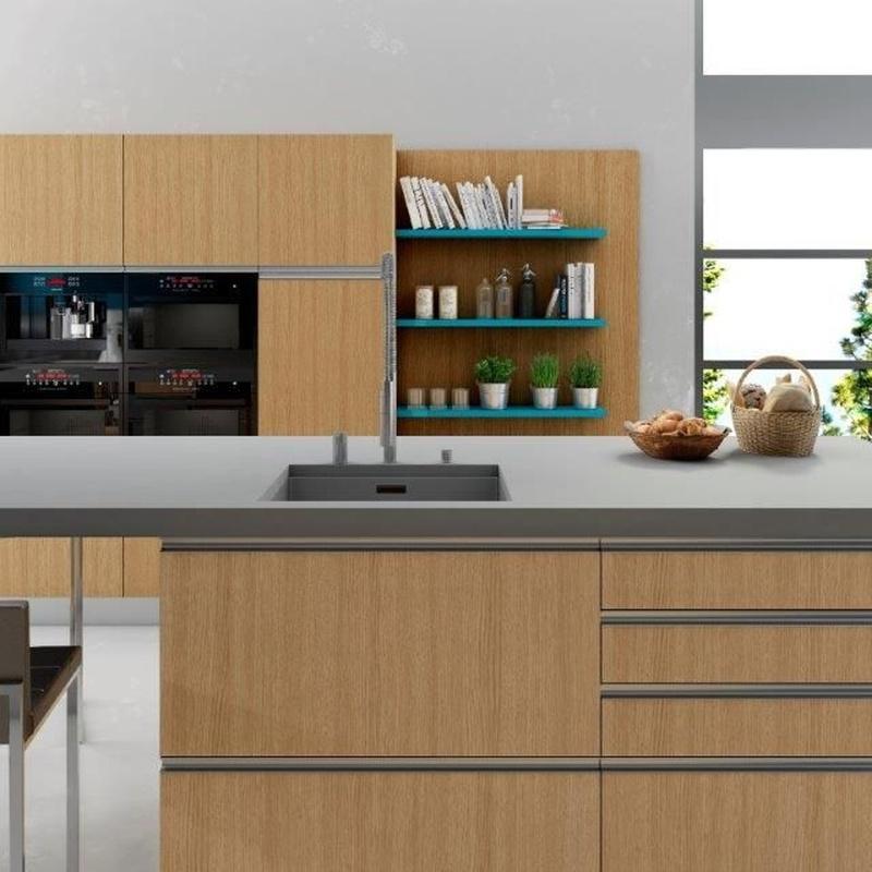 Diseño e Instalación Muebles de Cocina: Servicios de Carpintería Okila