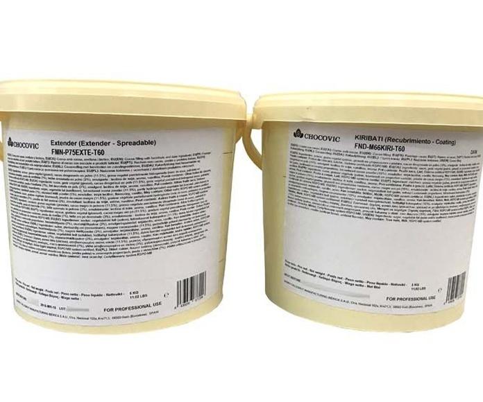 Crema extender, crema Kiribati