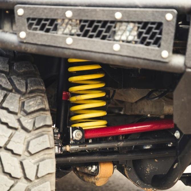 La importancia de los amortiguadores en el camión
