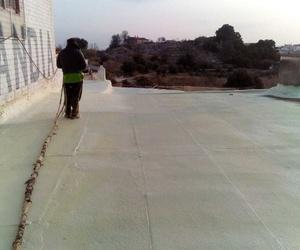 Aislamiento de poliuretano en Gandia | Jaime Femenia