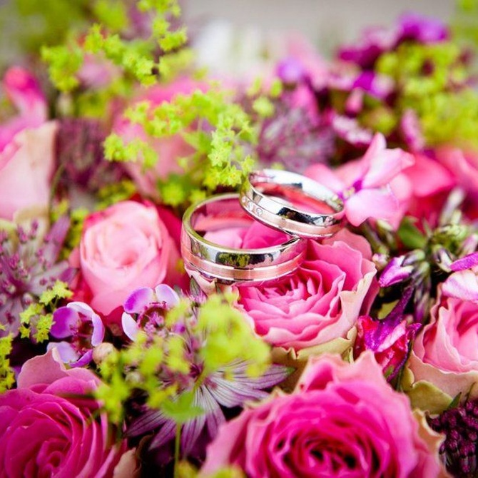 Consejos para elegir la decoración floral en una boda
