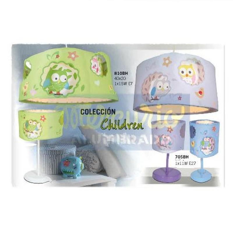Colección Children: Productos de Mercurio Alumbrado